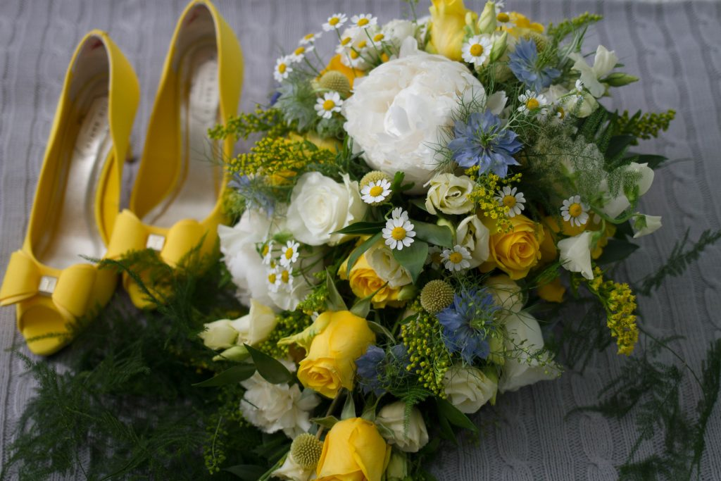 Wedding flowers for people with allergies